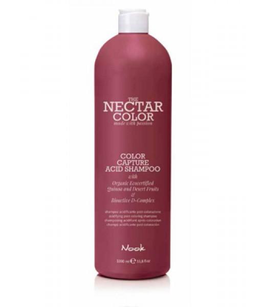 Nook Nectar Color Color Capture szampon zakwaszający