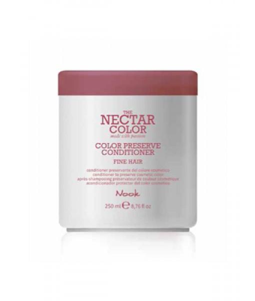Nook Nectar Color Color Preserve odżywka utrwalająca kolor do włosów cienkich i normalnych