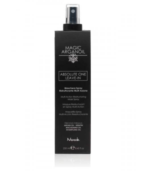 Nook Magic Argan Oil Absolute One Leave-in - Multi - funkcyjna, odnawiająca maska w spray'u