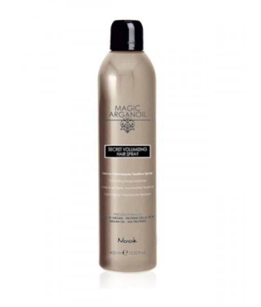 Nook Magic Argan Oil Secret Volumizing Hair Spray