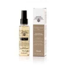 NOOK MAGIC ARGAN OIL LUXURY LIGHT OIL  - Olejek piękności do włosów cienkich i trudnych
