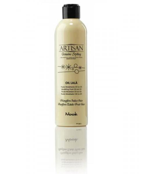 Nook Artisan Oil LalÁ - Fluid modelujący Oil No Oil, naturalnie i elastycznie utrwalający