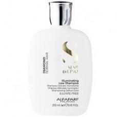 ALFAPARF SEMI DI LINO DIAMOND  szampon nadający połysk