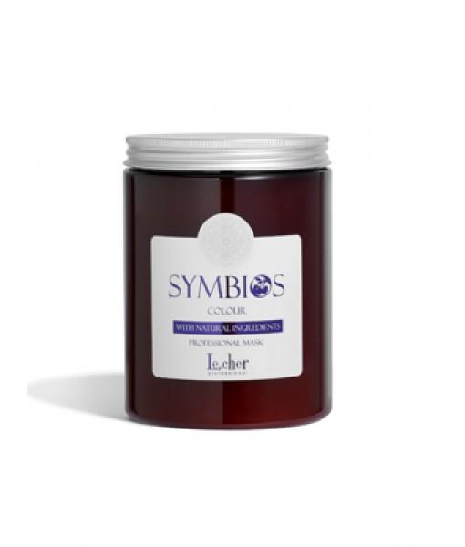 Lecher Symbios Colour maska do włosów farbowanych
