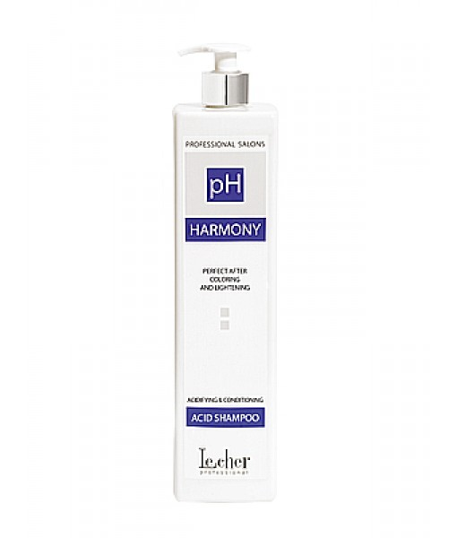 Lecher Ph Harmony Acid Shampoo szampon zakwaszający