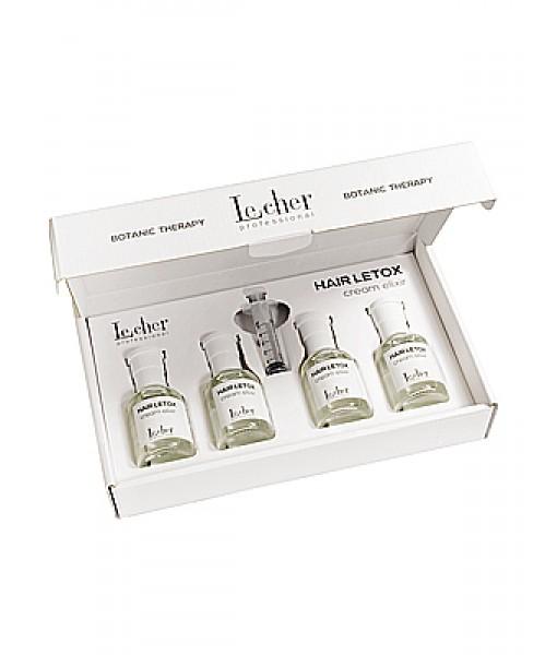 Lecher Hair Letox Cream Elixir Z Botoxem zabieg odbudowujący