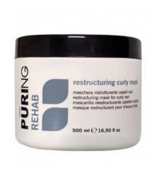 Puring Rehab maska restrukturyzujący do włosów kręconych