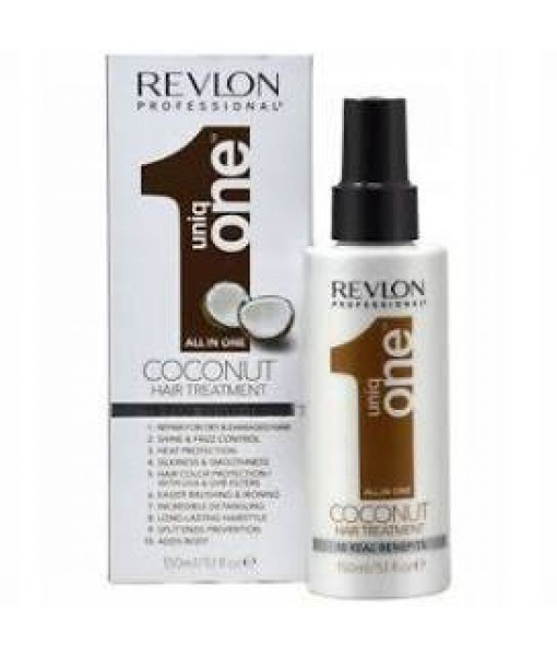 Revlon Professional Uniq One Coconut Hair Treatment maska w sprayu 10w1