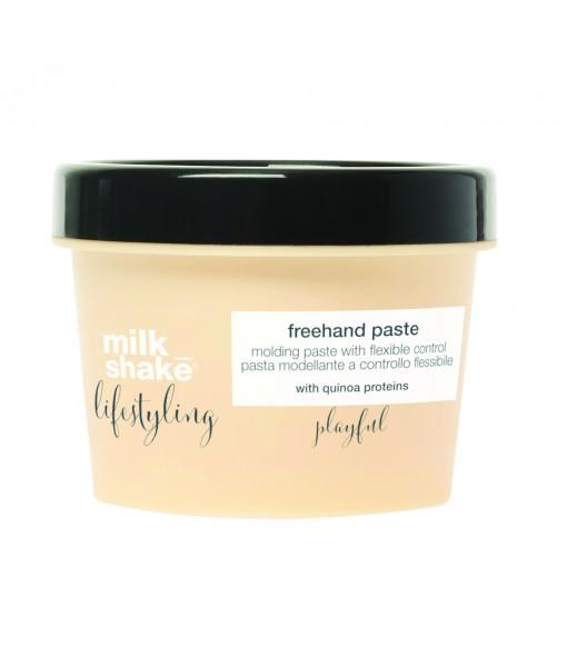 Z One Milk Shake Lifestyling Freehand pasta modelująca