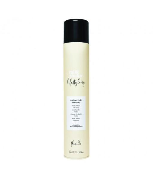 Z One Milk Shake Lifestyling Medium Hold Hairspray lakier do włosów